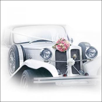 Wedding Car - Servietten 33x33 cm