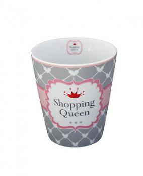 Happy Mugs - Shopping Queen - hearts