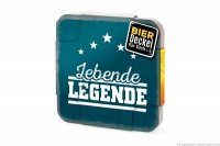 Bierdeckel Lebende Legende 6er Set