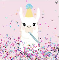 Llama Party Servietten 33x33 cm