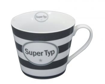 Super Type – Happy cup Krasilnikoff Tasse