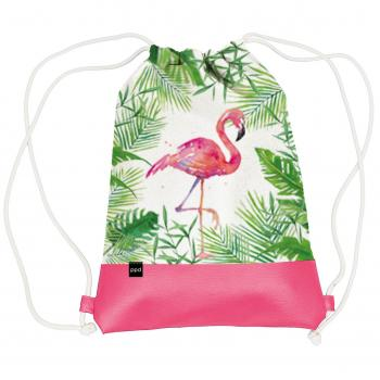 Tropical Flamingo - City Bag