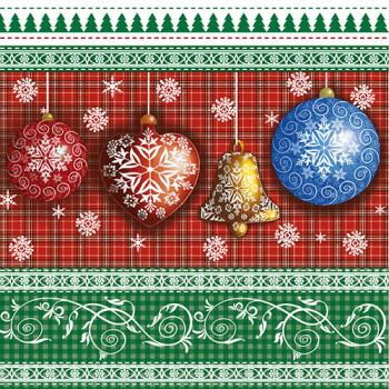 X-mas Celebration – Servietten 33x33 cm