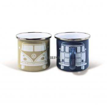VW Bus T1 Bulli Tasse - 2er Set