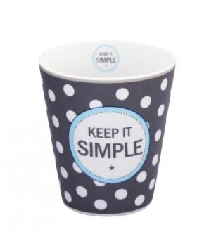 Happy Mugs - Keep it simple