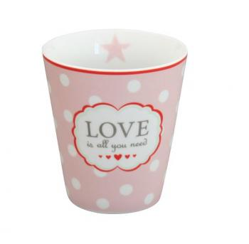 Happy Mugs - Love is all you need