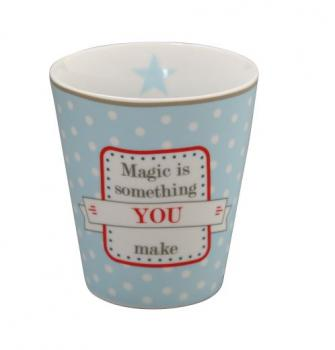 Happy Mugs - Magic is something