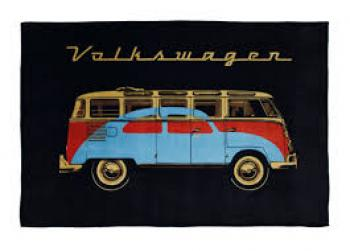 VW Bulli T1 Fleecedecken - Bulli & Käfer