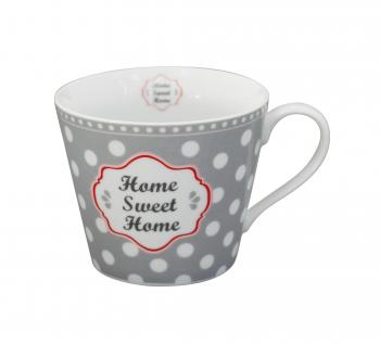 Home sweet home – Happy cup Krasilnikoff Tasse