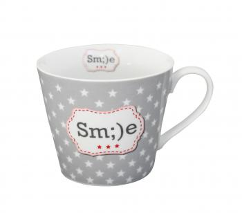 Smile – Happy cup Krasilnikoff Tasse