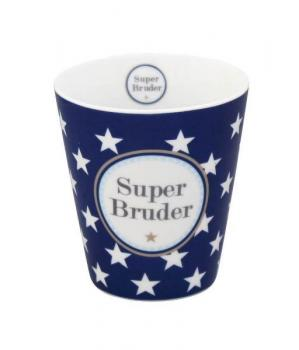 Happy Mug - Super Bruder