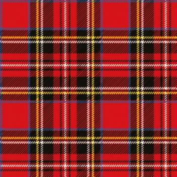 Scottish red - Servietten 33x33 cm